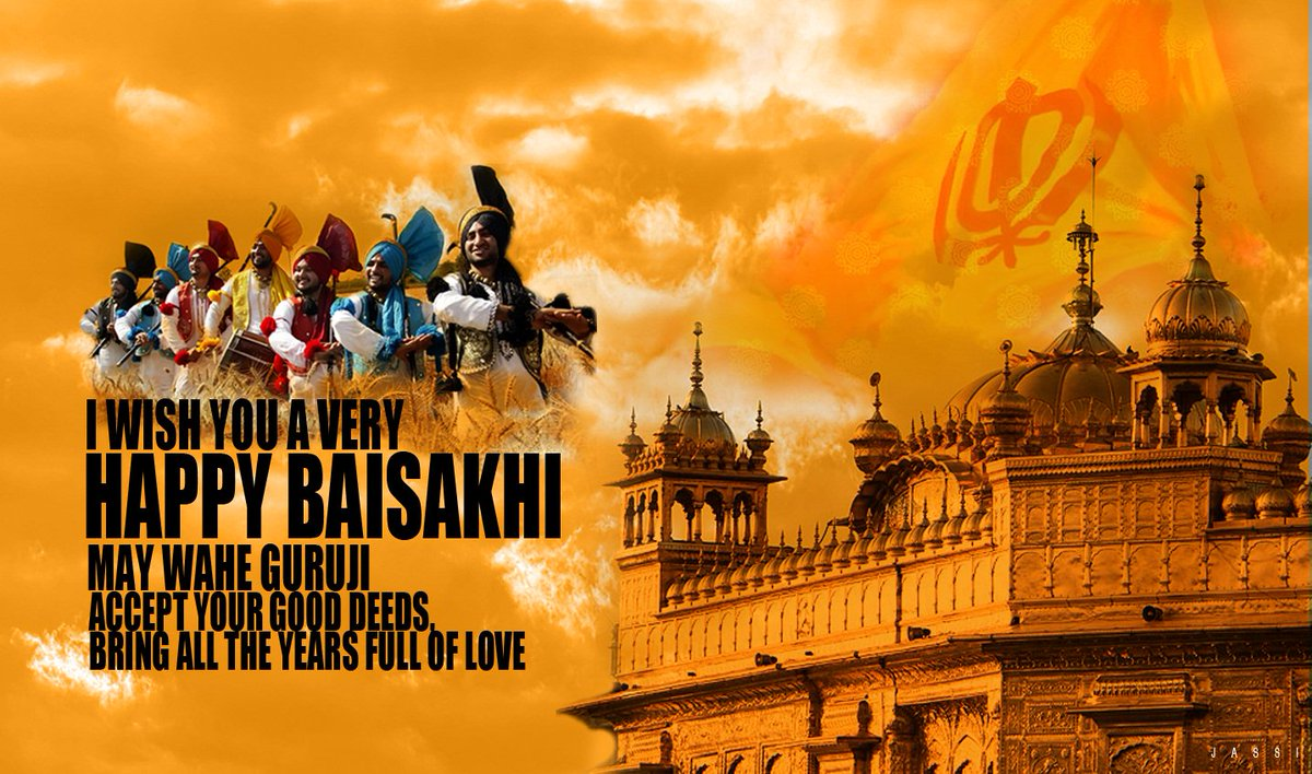 Happy Baisakhi Greetings and Messages