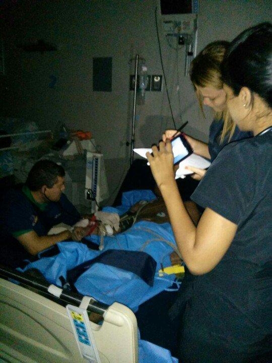 Usac sin luz Hospital Razetti Barcelona https://t.co/WAr7FCyR48