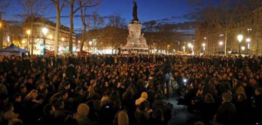 Fransızlar Ortadoğu'dan Gelen Müslümanları Suçlu Olarak Görüyor