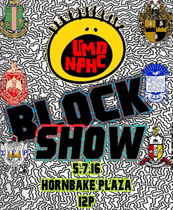 BLOCK SHOW. MAY 7. 12 PM https://t.co/lj2Kiklgl6