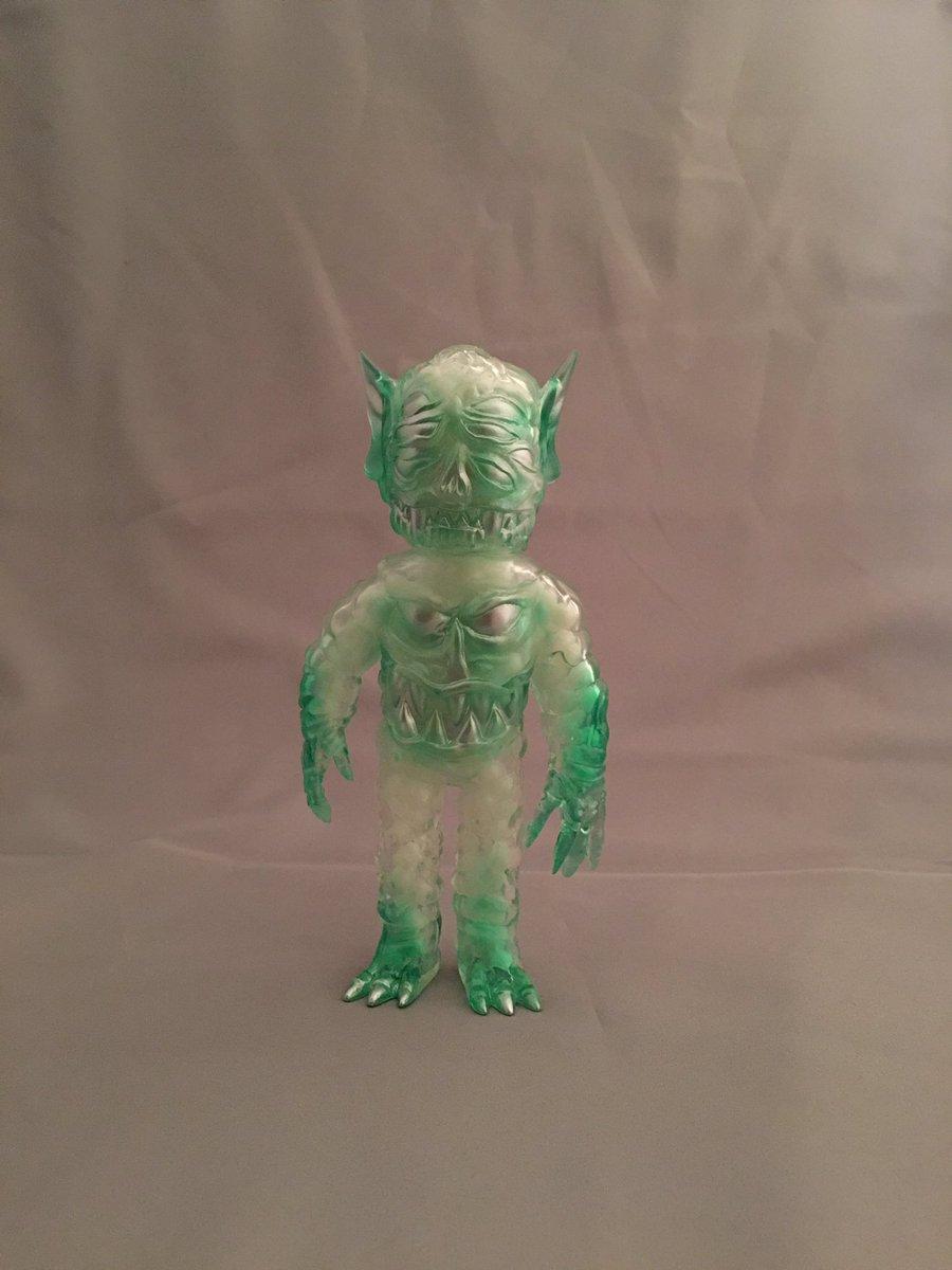 New Slimebat coming soon via Skullbrain.org #slimebat #skullbrain #sofubi