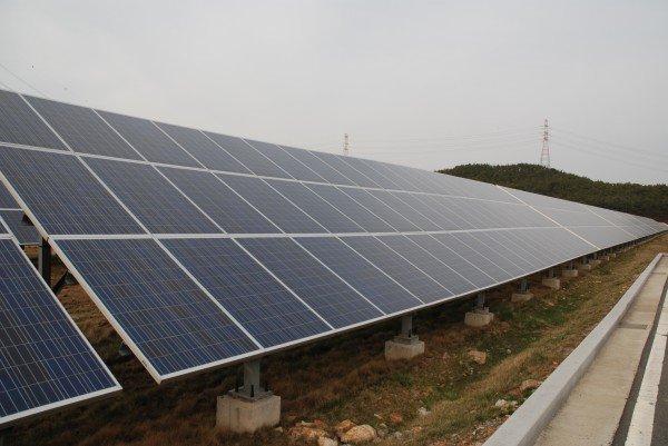Türkiye'nin İlk Lisanslı Güneş Santrali Haziran'da Açılacak
