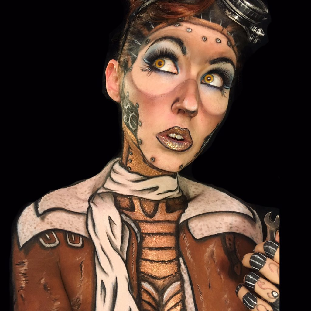 my gal the zombie fx on twitter quotsteampunk aviator by me