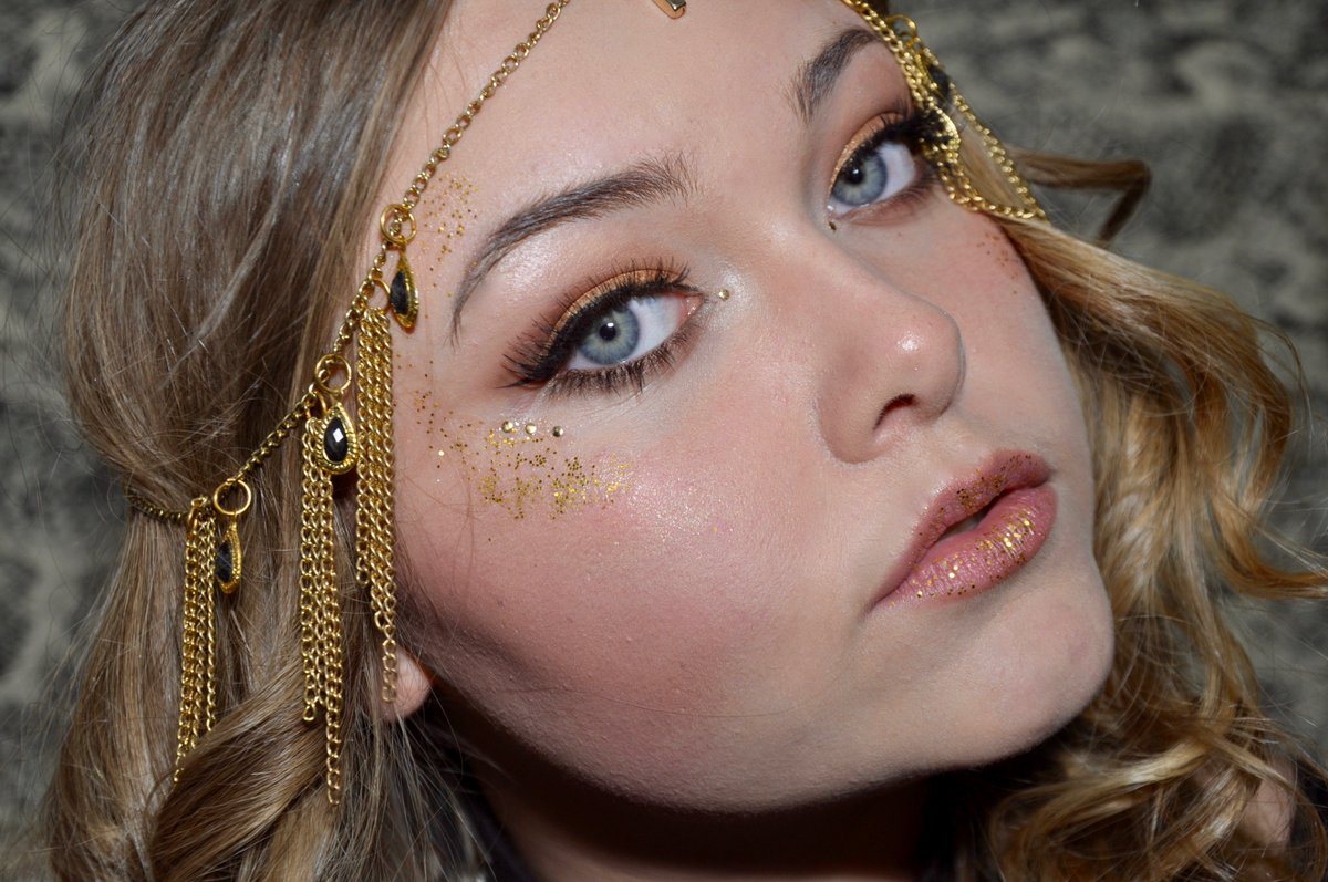 Victoria Drozd On Twitter Greek Goddess Makeup For Pbl Project In
