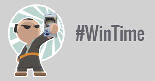 Over 90% of all #data in the world was created in the past 2 years. Follow & RT to Win @basho SmartBracelet #WinTime https://t.co/MtqCF253w1