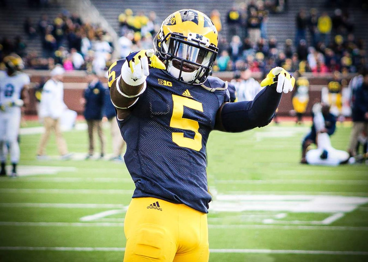 """Michigan Updates24/7 on Twitter: """"Jabrill Peppers.... # ..."""