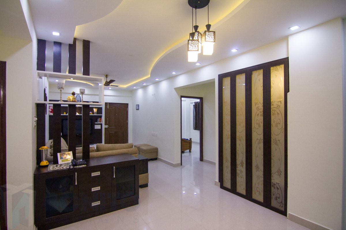 Bonito Designs On Twitter Pooja Room With Frosted Glass