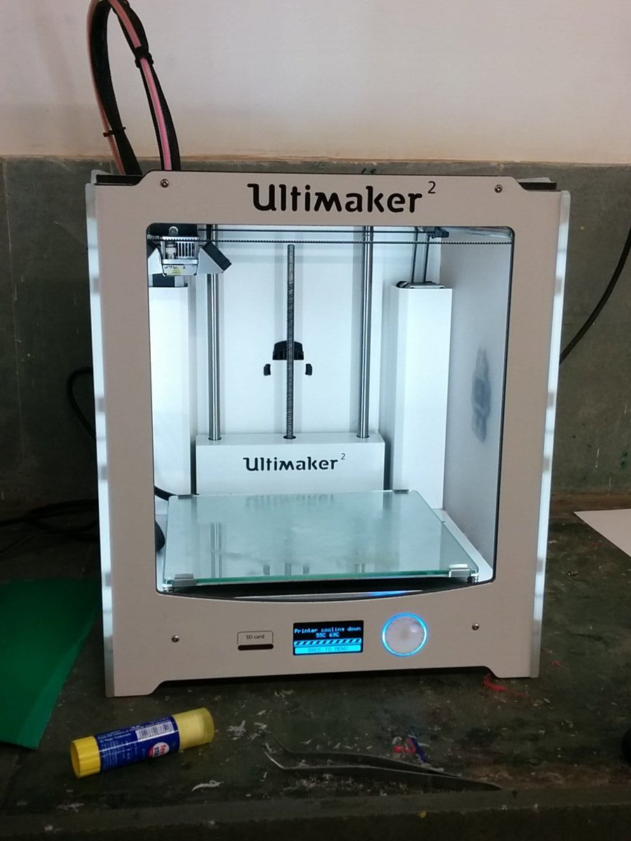 3D printing #GenuinoDay #FablabCEPT #AEFest #Fabathon #ProductDesign https://t.co/FqsbEVUaxj
