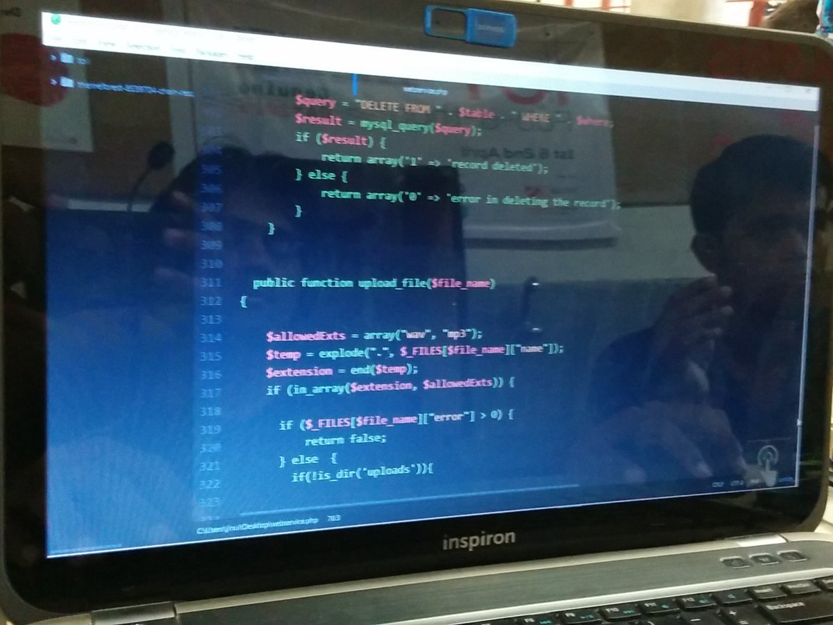 Overnight Coding #GenuinoDay #FablabCEPT #AEFest #Fabathon https://t.co/NszQjs5ceW