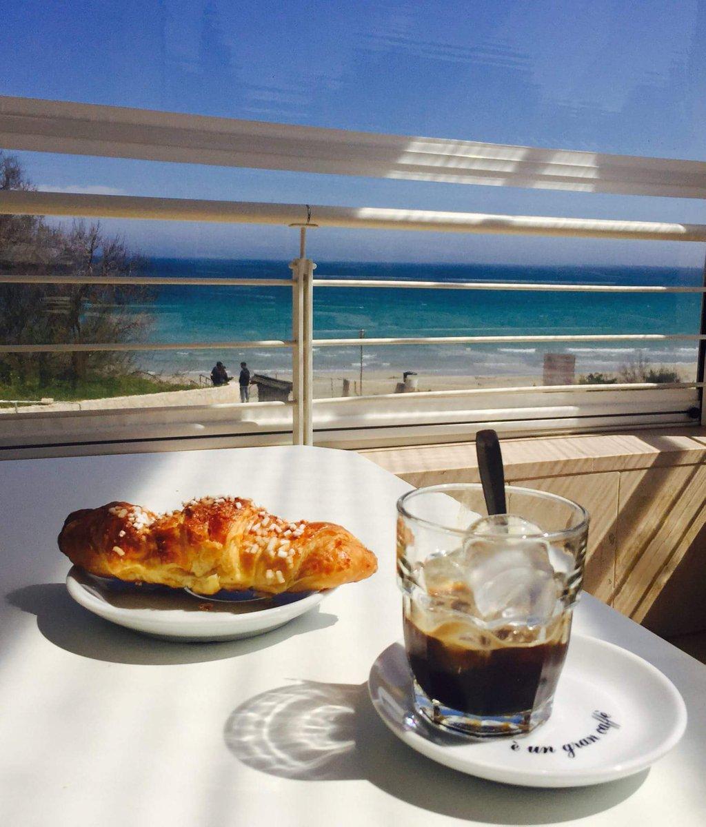 Quarta Caffe No Twitter Mare E Caffe Quarta In Ghiaccio