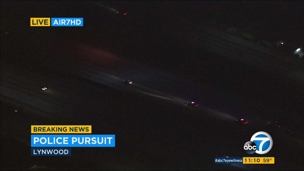 chase suspect headed north on the 15 fwy into the cajon pass