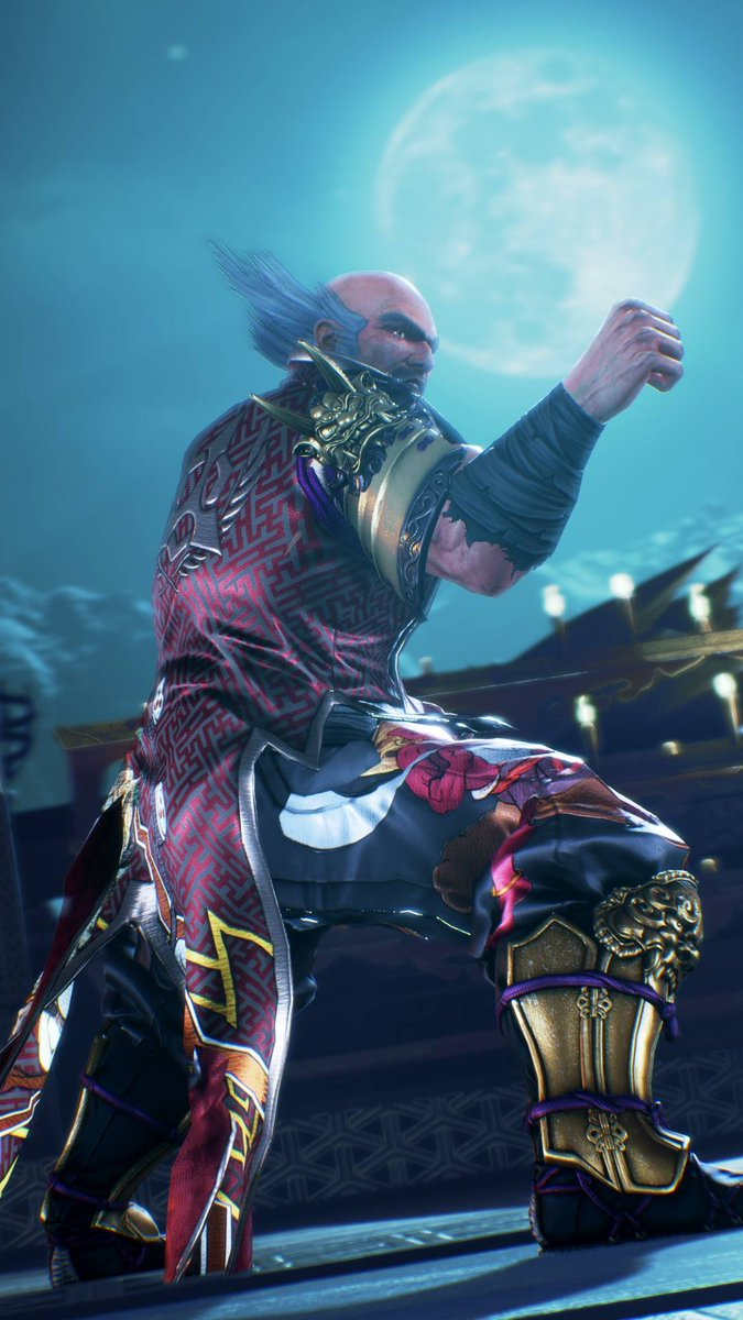 yellowmotion on twitter heihachi mishima s new default costume for tekken7 fated retribution the zaibatsu emperor 鉄拳7fr 鉄拳 tekken https t co 5c9andcky8 鉄拳7fr 鉄拳 tekken https