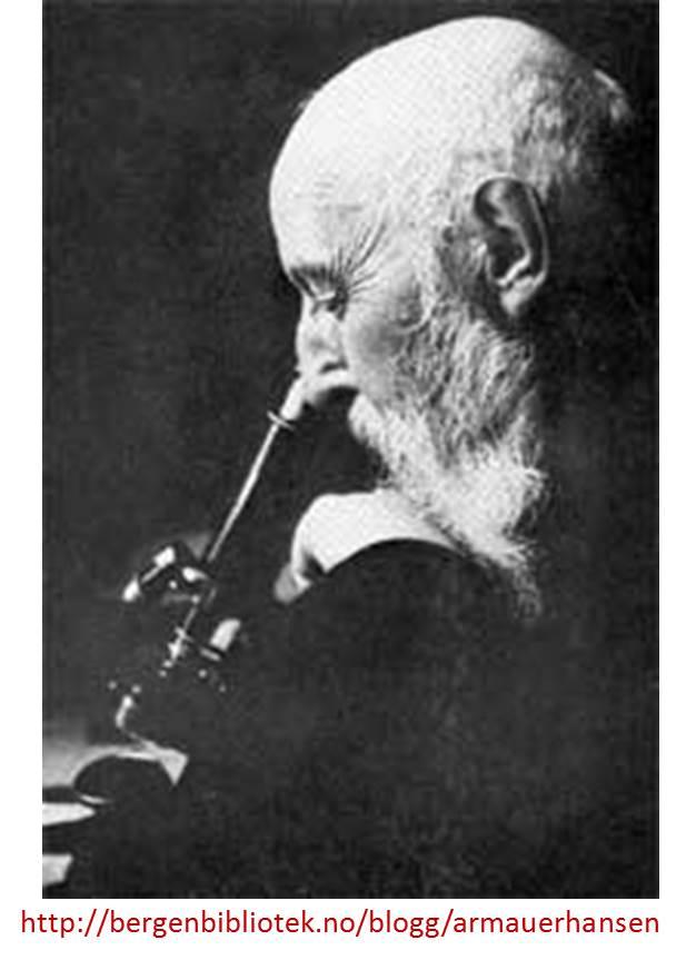 Gerhard Armauer Hansen (1841–1912) descubridor del agente causante de la lepra o «mal de Hansen» #microMOOCSEM https://t.co/TYCFZ4aS6o