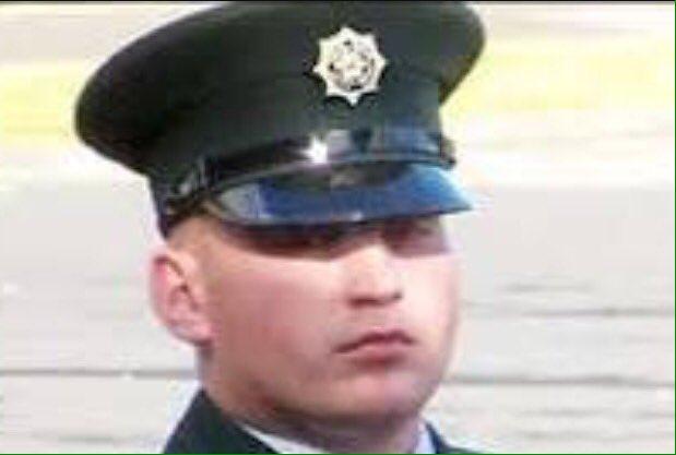 Remembering our murdered colleague and friend Ronan Kerr at anniversary Mass in Sixmilecross. #psni #WeAreYou https://t.co/mXU6VUe5K2
