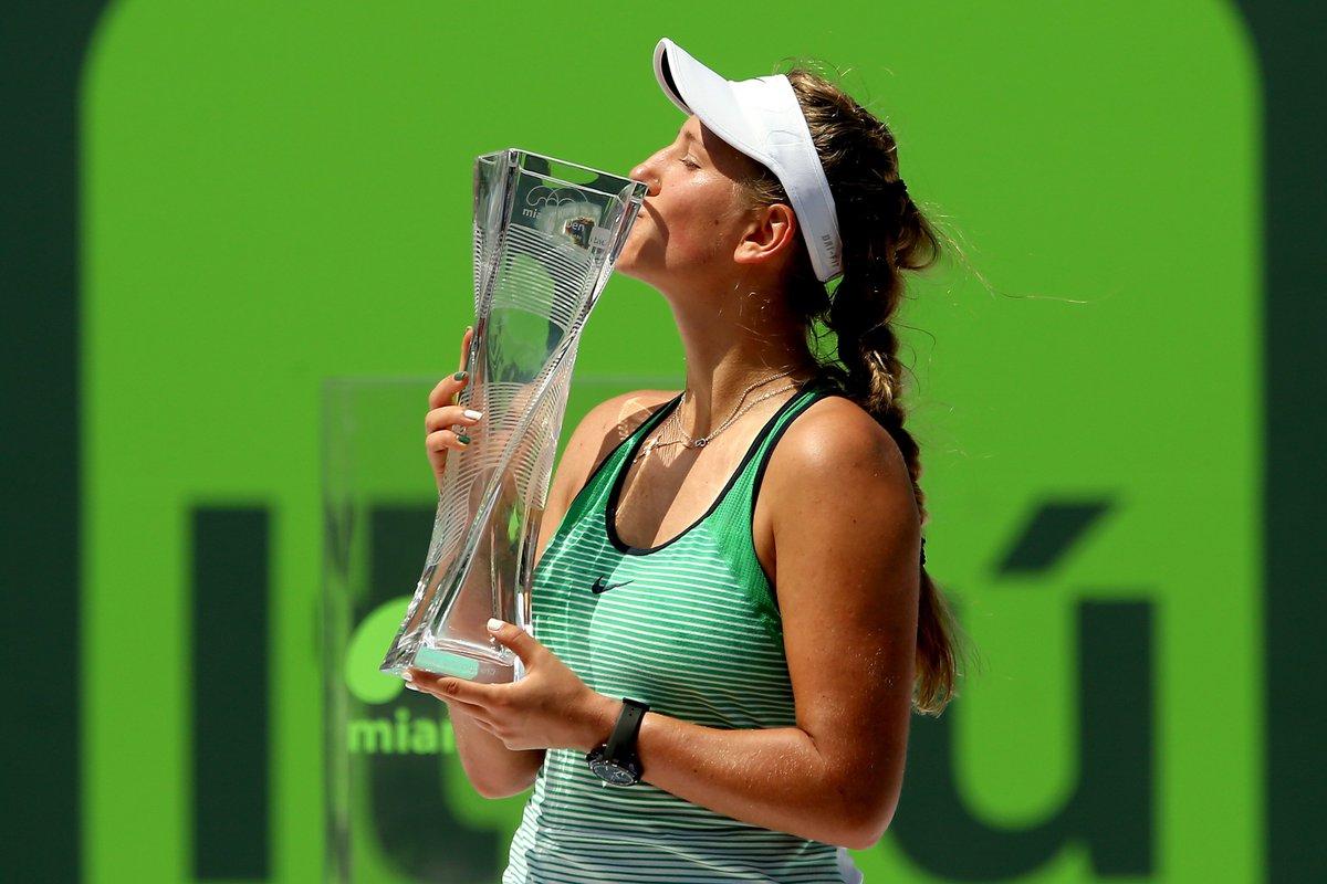 Виктория Азаренко - чемпионка турнира в Майами (+видео)