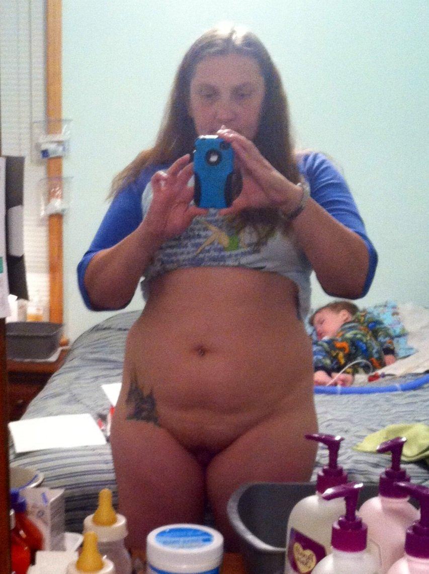 Nude Selfie 4387