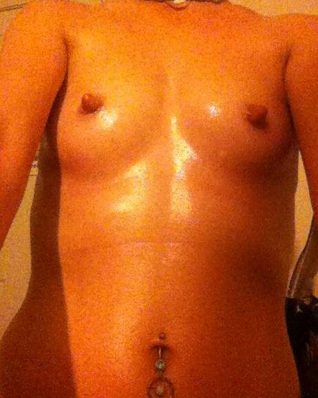 Nude Selfie 4395