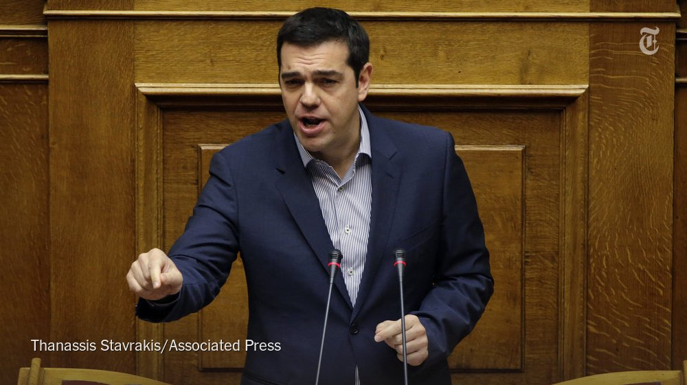 After WikiLeaks Revelation, Greece Asks I.M.F. to Clarify Bailout Plan https://t.co/X5otYxn4xg https://t.co/FxjE5vNWwz