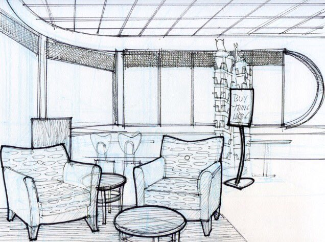 Tim C Nicholson On Twitter HelpWanted Can You Draw Interior Design Sketches If So And Want To Earn A Little Side Message Me