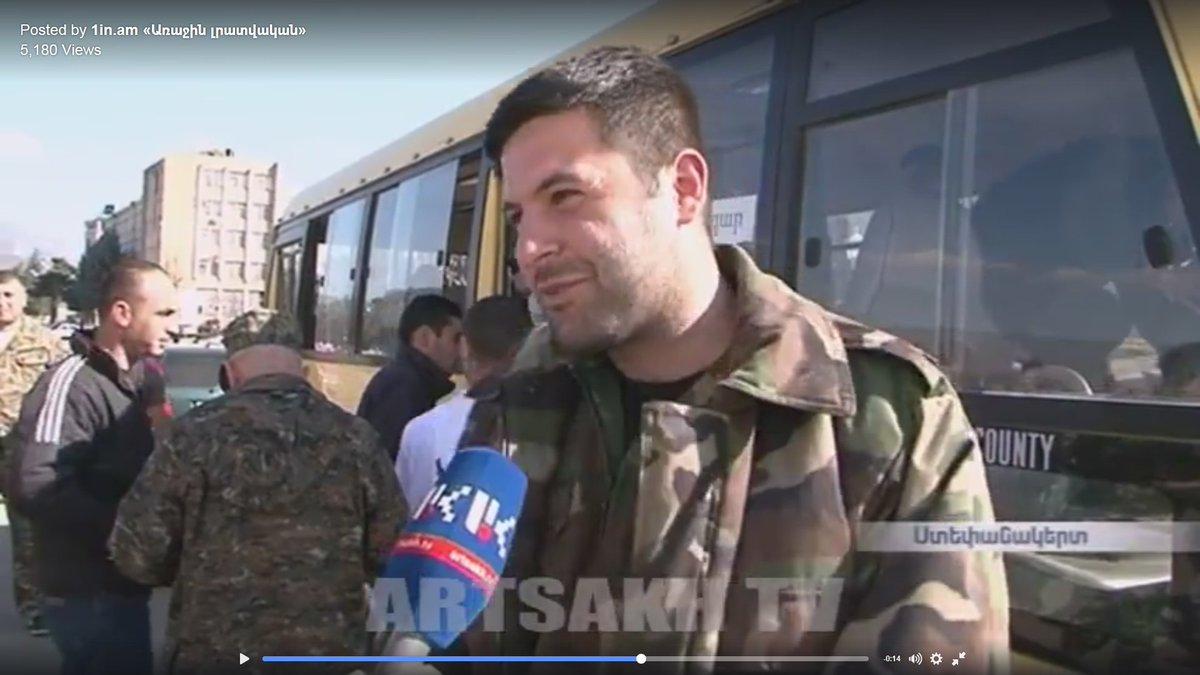 Карабах 03.04.2016 - Утро