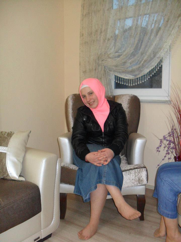 Hijab Turbanli Liseli
