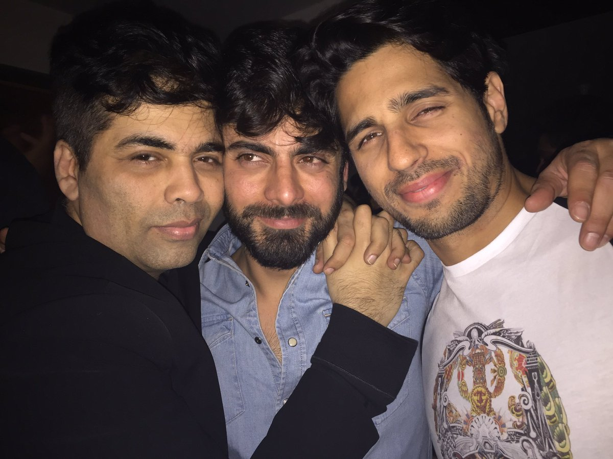 Congratulations Johar & sons on the phenomenal success of #KapoorAndSons @karanjohar @S1dharthM https://t.co/EbavUlp8sF
