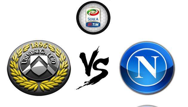 UDINESE NAPOLI Streaming gratis Rojadirecta: Diretta Calcio Formazioni Statistiche Orario TV e Ultime Notizie Live Tv