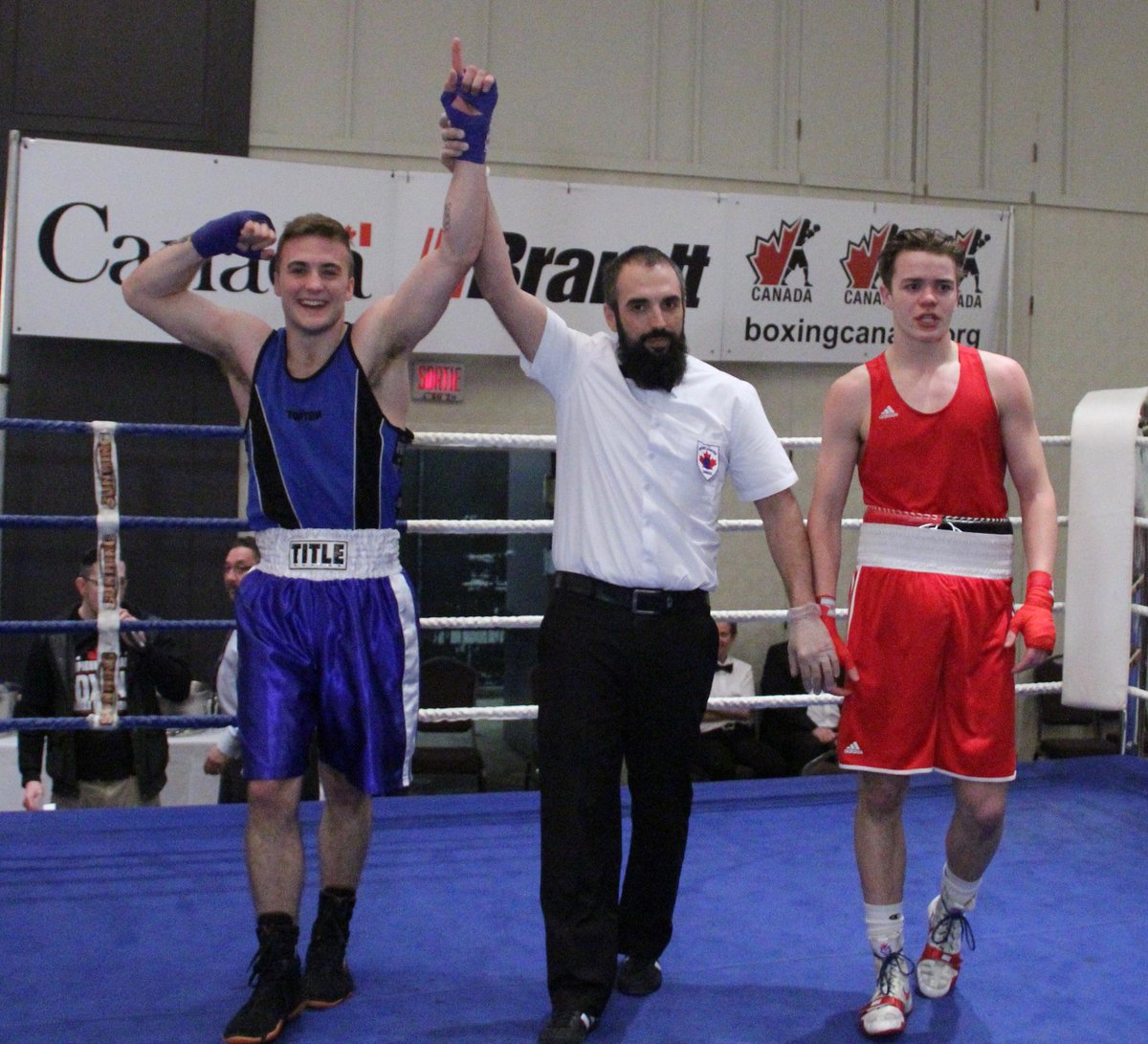 """Boxing Canada On Twitter: """"FINAL"""