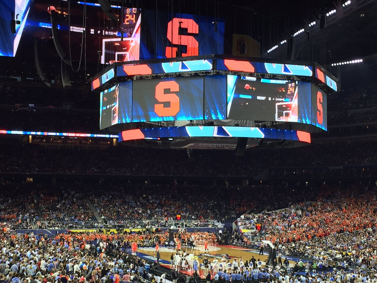 Great run #Cuse! ❤️🍊❤️🍊 https://t.co/3r6bmJ1zMO