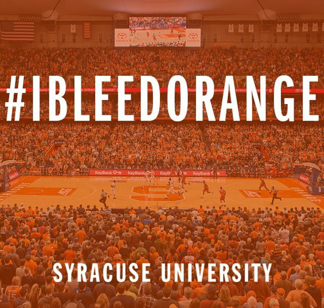 Still proud of our @Cuse_MBB. Orange in our blood and hearts. Together we stand #orangenationforever. #ibleedorange https://t.co/q2S8NsVKRO