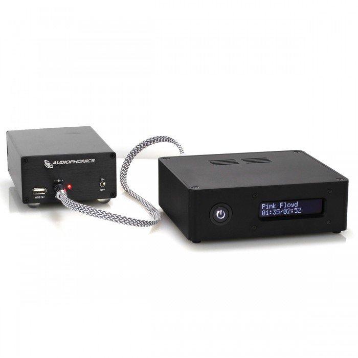 AUDIOPHONICS I-Sabre V3 DAC ES9023 TCXO