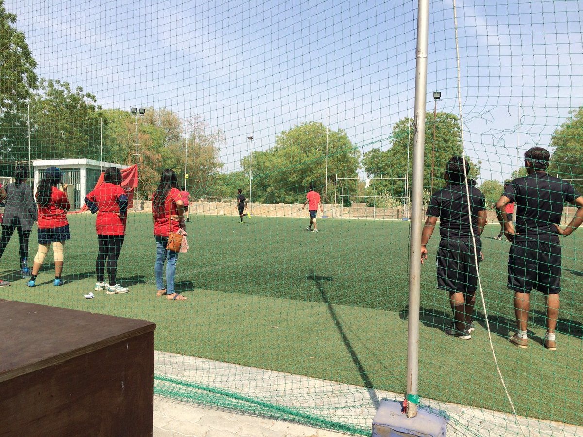 @plexusmd Vs @9splgroup in action #TweetPlayBurp #futsal #startups #ahmedabad #AEFest https://t.co/ybiQawxPfY