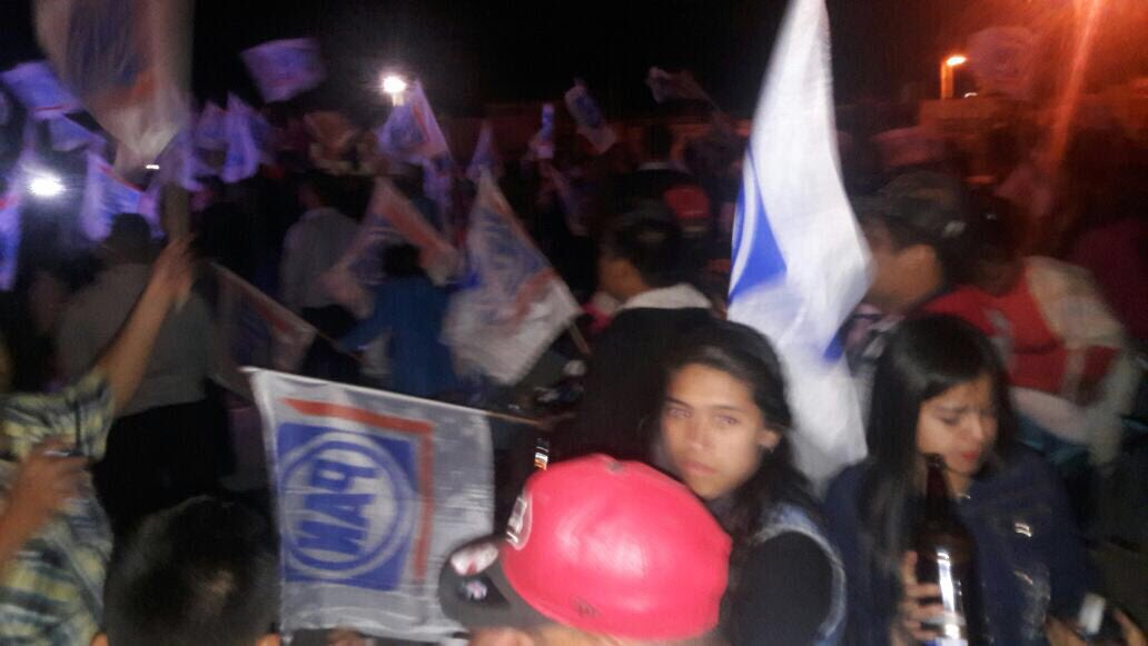 Estas no son formas de arrancar campaña en Gómez Palacio @CDEPANDurango @AispuroDurango @contextodgo https://t.co/ADGRzN7wDG