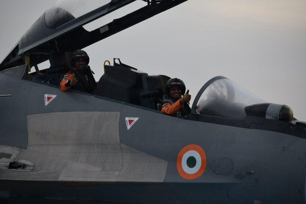 Indian Air Force (IAF): News - Page 8 CfGnu1YUYAAtIzS