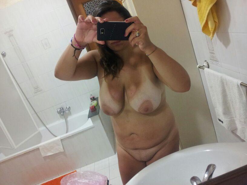 Nude Selfie 4449