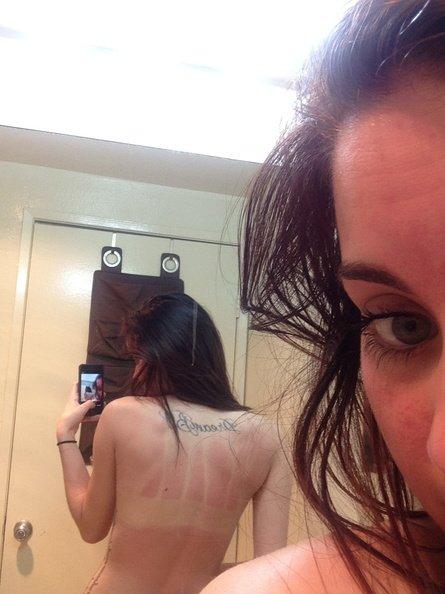 Angie Miller Naked Selfie