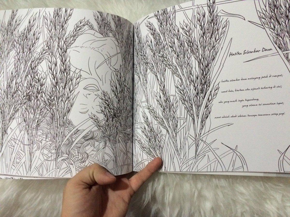 Soalnya Td Di Gramedia MOI Aku Cari Tempat Coloring Book Gak Ada Ini Baiklah Next Time Lsg Tanya Pramuniaganya