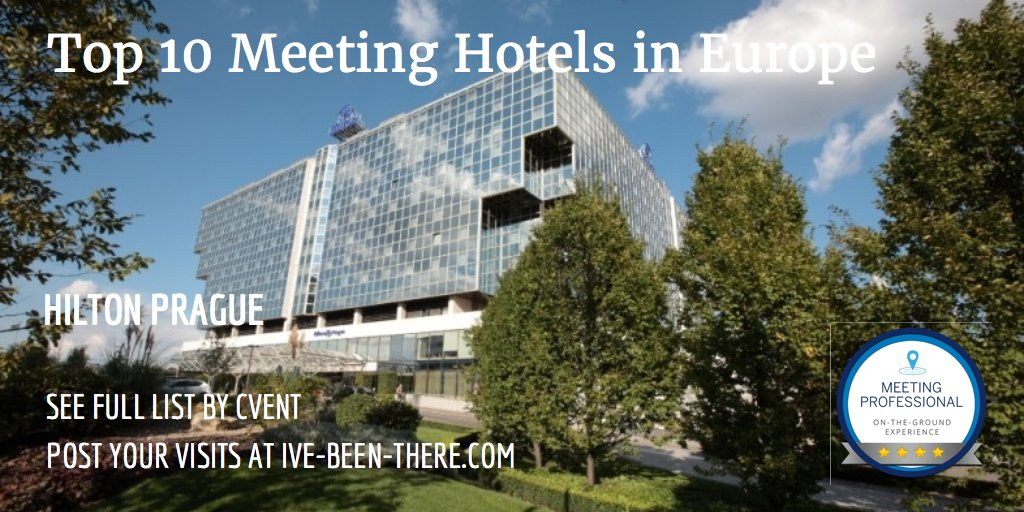 Top 10 European Hotels for Meetings - 2016 https://t.co/nE8DkWZKgf https://t.co/5v1RQPNRD9