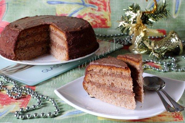 Рецепт торта медовик простой