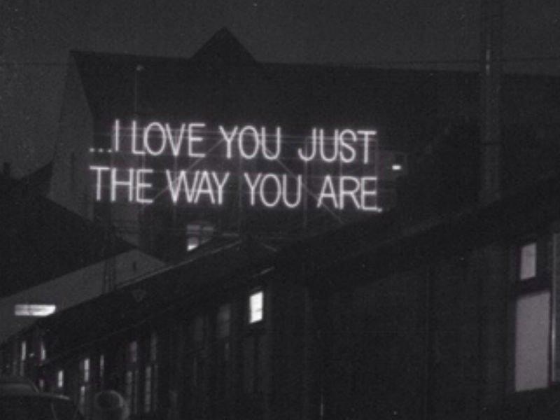 Открытки люблю тебя таким какой ты есть