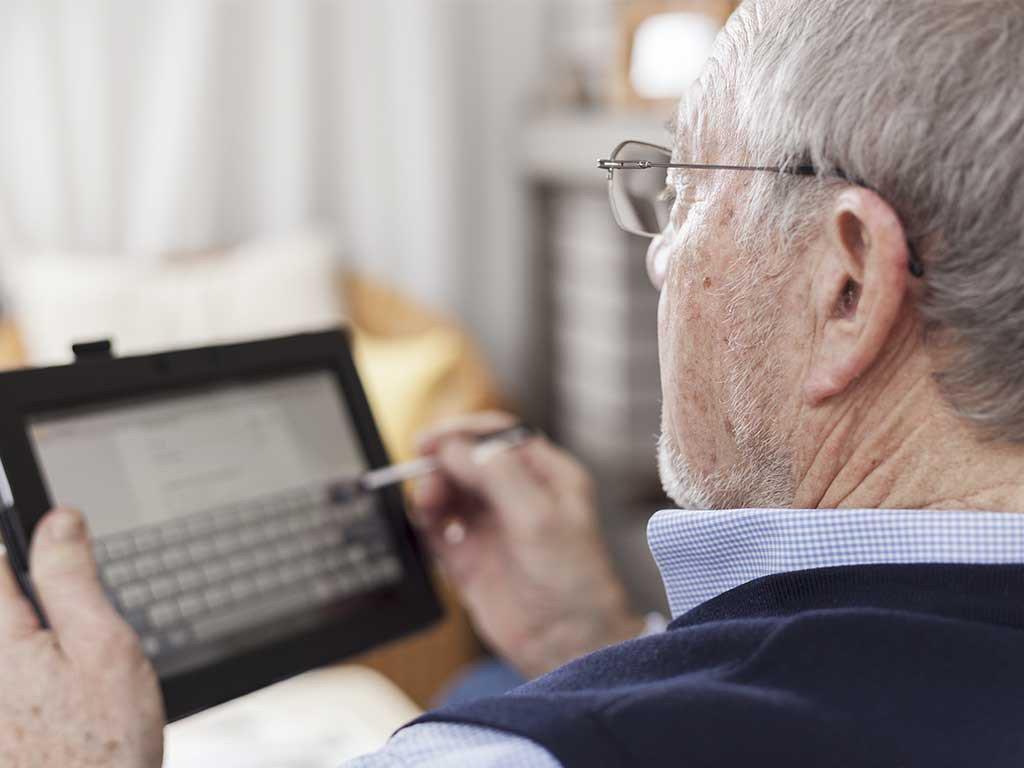 Abuelo Tecnologico