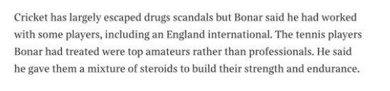British Doping Inquiry involves tennis players CfIjwtNWwAQEw_a