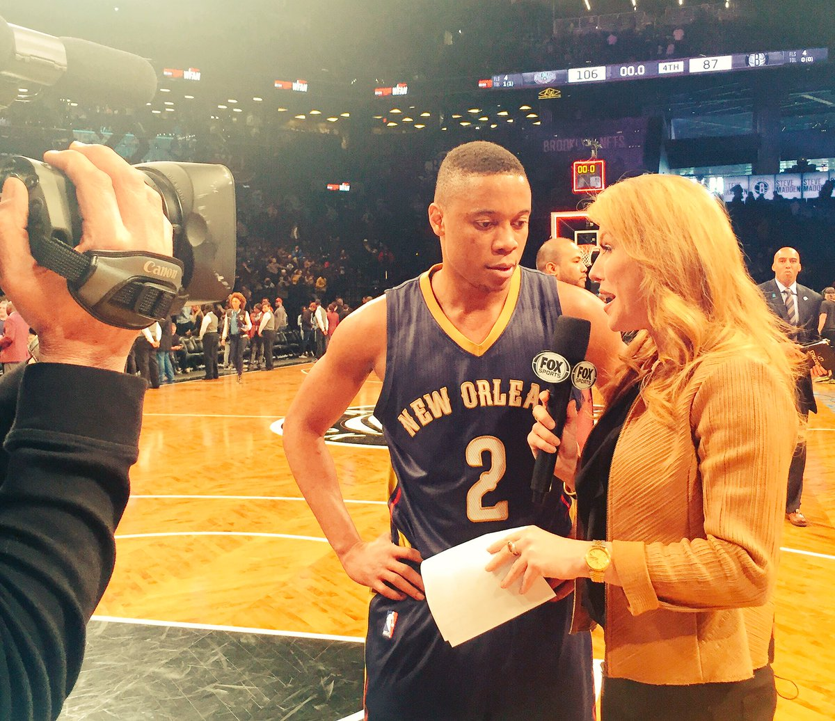 The @PelicansNBA win as Tim Frazier sets new career highs in scoring & assists, as well as 1st career double double! https://t.co/tjkq8SYCvR