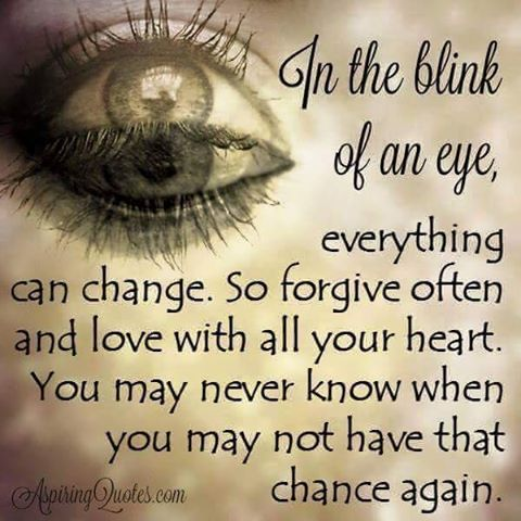 Miss Kitty On Twitter In The Blink Of An Eye Everything Changes So