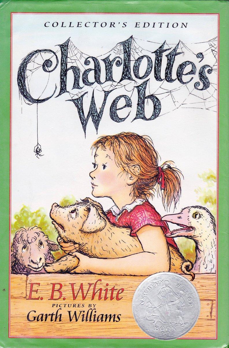 EB White on why he wrote Charlottes Web  Brain Pickings