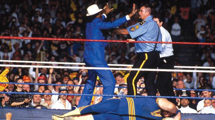 Wrestling Quotes On Twitter Hall Of Famer Big Boss Man Vs Akeem