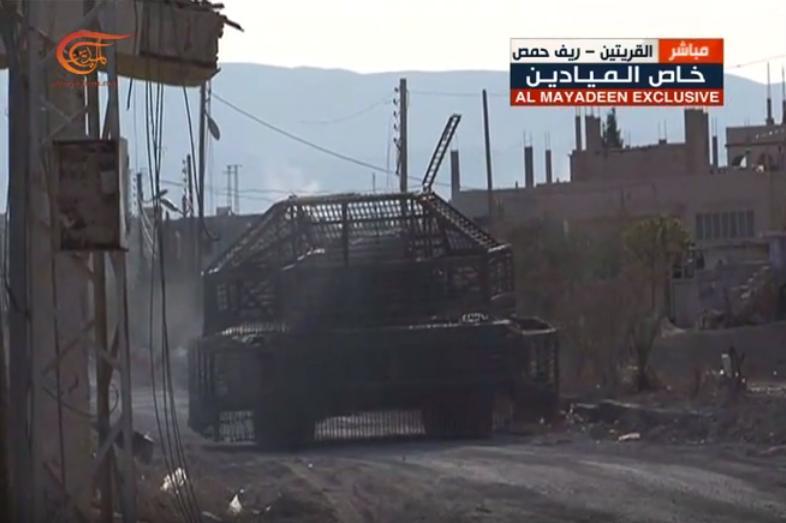 الوحش الفولاذي لدى قوات الجيش السوري .......الدبابه T-72  - صفحة 3 CfJowN0WQAADjZm