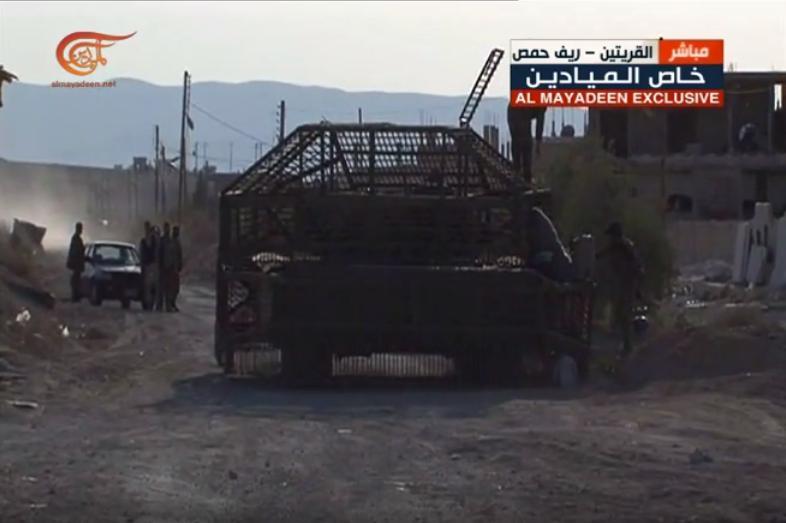 الوحش الفولاذي لدى قوات الجيش السوري .......الدبابه T-72  - صفحة 3 CfJowbRWsAADB2j