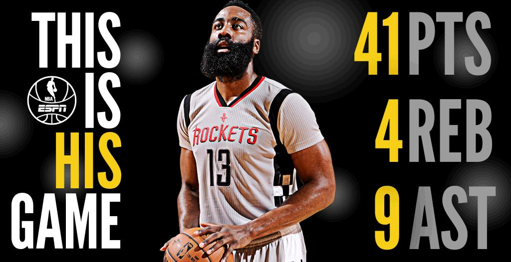 dc6db28fc03a Most 30+ pt games vs thunder since 2012-13  james harden  7 steph curry  6  lebron james  5