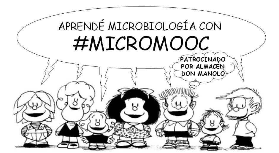 ¡Cocos, bacilos, vibrios y espirilos! Mañana martes a las 22 h. COMIENZA #MicroMOOCSEM. https://t.co/jtFhGhKl1Z